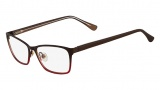 Michael Kors MK343 Eyeglasses Eyeglasses - 273 Brown / Red Gradient