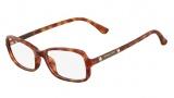 Michael Kors MK831 Eyeglasses Eyeglasses - 227 Amber Tortoise