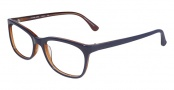 Michael Kors MK247 Eyeglasses Eyeglasses - 466 Navy / Orange