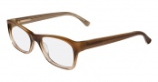 Michael Kors MK254 Eyeglasses Eyeglasses - 254 Suntan Gradient (Light Brown)