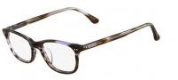 Michael Kors MK285 Eyeglasses Eyeglasses - 502 Purple Horn