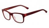 Michael Kors MK288M Eyeglasses Eyeglasses - 612 Crimson