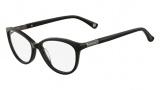 Michael Kors MK833 Eyeglasses Eyeglasses - 001 Black