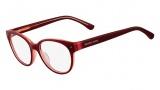 Michael Kors MK289 Eyeglasses Eyeglasses - 612 Crimson