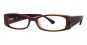 Michael Kors MK612 Eyeglasses Eyeglasses - 260 Amber / Brown