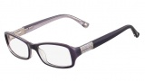 Michael Kors MK834 Eyeglasses Eyeglasses - 501 Blackberry