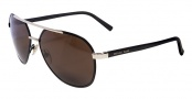 Michael Kors M2474S Tristan Sunglasses Sunglasses - 001 Black