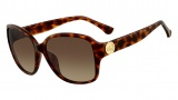 Michael Kors M2842S Sophia Sunglasses Sunglasses - 240 Soft Tortoise