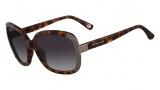 Michael Kors M2851S Lana Sunglasses Sunglasses - 240 Soft Tortoise