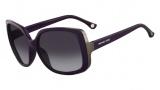 Michael Kors MKS290 Gabrielle Sunglasses Sunglasses - 501 Blackberry