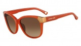 Michael Kors MKS296 Anabelle Sunglasses Sunglasses - 800 Paprika (Orange)