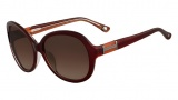 Michael Kors MKS299 Jennah Sunglasses Sunglasses - 604 Burgundy