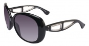 Michael Kors MKS664 Sanibel Sunglasses Sunglasses - 001 Black