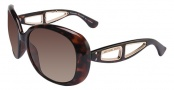 Michael Kors MKS664 Sanibel Sunglasses Sunglasses - 206 Tortoise