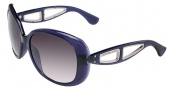 Michael Kors MKS664 Sanibel Sunglasses Sunglasses - 414 Navy