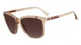Michael Kors M2839S Beth Sunglasses Sunglasses - 212 Nude