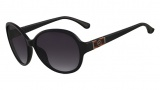 Michael Kors M2849S Morgan Sunglasses Sunglasses - 001 Black