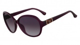 Michael Kors M2849S Morgan Sunglasses Sunglasses - 513 Purple