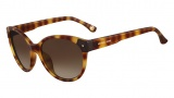 Michael Kors M2852S Savannah Sunglasses Sunglasses - 227 Amber Tortoise
