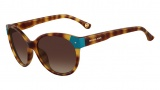 Michael Kors M2852S Savannah Sunglasses Sunglasses - 240 Soft Tortoise