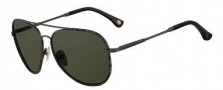 Michael Kors MKS167 Brooke Sunglasses Sunglasses - 033 Gunmetal