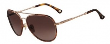 Michael Kors MKS167 Brooke Sunglasses Sunglasses - 780 Rose Gold