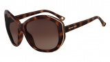 Michael Kors MKS291 Portia Sunglasses Sunglasses - 240 Soft Tortoise