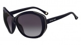 Michael Kors MKS291 Portia Sunglasses Sunglasses - 414 Navy