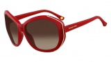 Michael Kors MKS291 Portia Sunglasses Sunglasses - 604 Burgundy