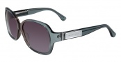Michael Kors M2796S Bella Sunglasses Sunglasses - 436 Teal / Smoke Gradient
