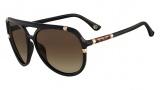 Michael Kors M2836S Sunglasses Sunglasses - 001 Black