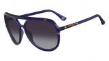 Michael Kors M2836S Sunglasses Sunglasses - 420 Blue