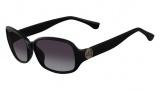 Michael Kors M2844S Eve Sunglasses Sunglasses - 001 Black