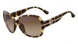 Michael Kors M2857S Mackenzie Sunglasses Sunglasses - 206 Tortoise