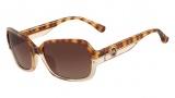 Michael Kors M2858S Jesse Sunglasses Sunglasses - 212 Nude