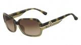 Michael Kors M2858S Jesse Sunglasses Sunglasses - 311 Olive