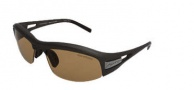 Swich Vision Cortina Uplift Sunglasses Sunglasses - Gunmetal  Bronze /  Polarized CA Reflection Bronze Lens