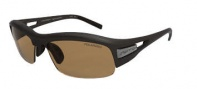 Switch Vision Cortina Full Stop Sunglasses Sunglasses - Gunmetal Bronze / Polarized CA Reflection Bronze Lens