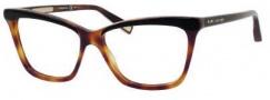 Marc Jacobs 414 Eyeglasses Eyeglasses - 0JN1 Black Tortoise