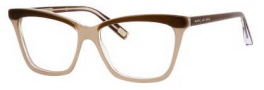 Marc Jacobs 414 Eyeglasses Eyeglasses - 0HG5 Brown
