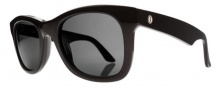 Electric Detroit XL Sunglasses Sunglasses - Gloss Black / Grey Polarized