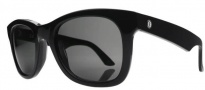 Electric Detroit XL Sunglasses Sunglasses - Gloss Black / Grey