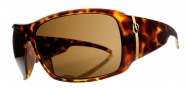Electric Big Beat Sunglasses Sunglasses - Tortoise Shell / Bronze Polarized Level I