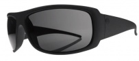 Electric Charge XL Sunglasses Sunglasses - Matte Black / Grey
