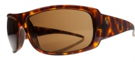 Electric Charge XL Sunglasses Sunglasses - Tortoise Shell / Melanin Bronze Polarized Level I