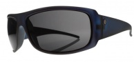 Electric Charge XL Sunglasses Sunglasses - Blue / Grey