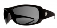 Electric Charge XL Sunglasses Sunglasses - Gloss Black / Melanin Grey