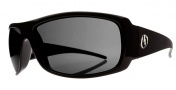 Electric Charge XL Sunglasses Sunglasses - Gloss Black / Melanin Grey Polarized Level I
