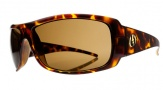 Electric Charge XL Sunglasses Sunglasses - Tortoise Shell / Melanin Bronze