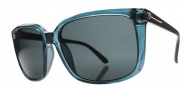 Electric Venice Sunglasses Sunglasses - Lapis / Melanin Grey